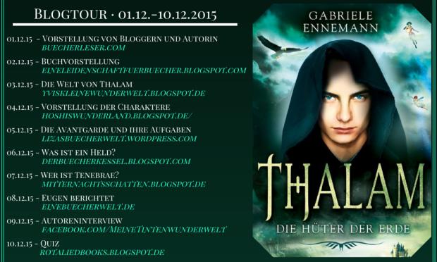 Blogtour Thalam Gabriele Ennemann