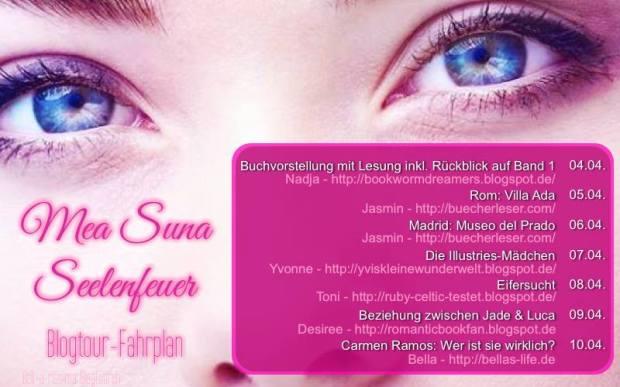 Blogtour Mea Suna Seelenfeuer