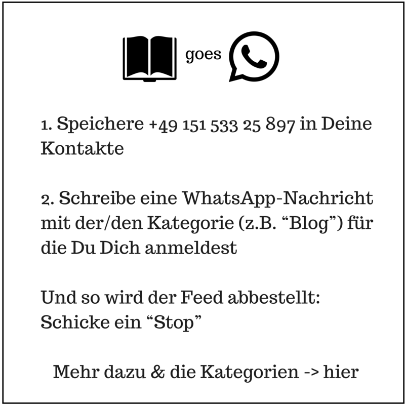 Bücherleser WhatsApp