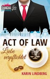 Act Of Law Katrin Lindberg