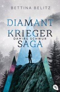 Die Diamantkrieger Saga - Bettina Belitz