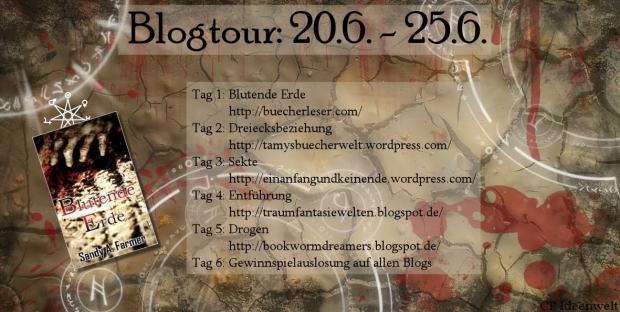 Blogtour Blutende Erde