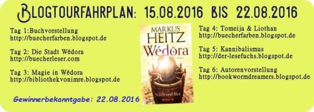 Banner Wedora