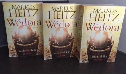 Wedora_Staub und Blut Gewinn
