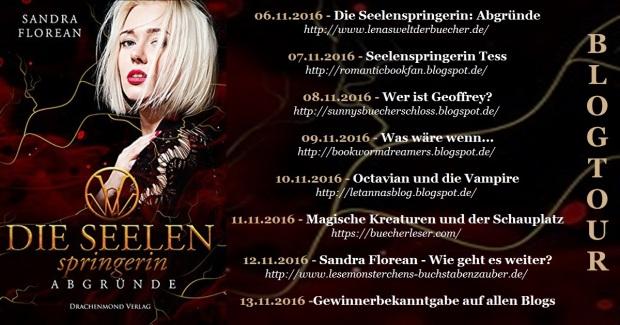 Banner Seelenspringerin Sandra Florean