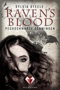 Ravens Blood Pchschwarze Schwingen Sylvia Steele