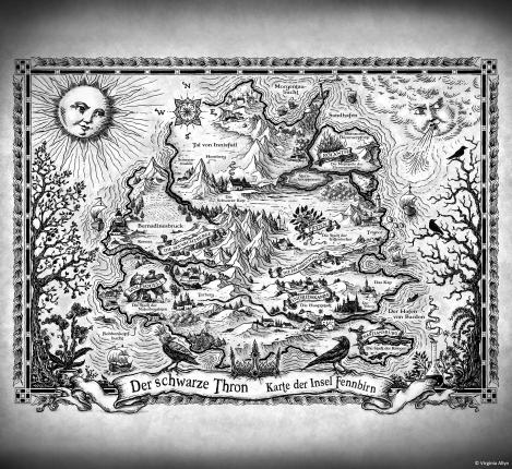 Insel Fennbirn