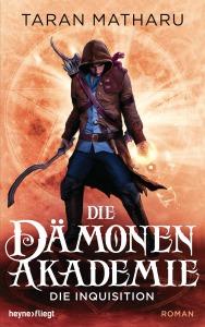 Daemonenakademie - Die Inquisition von Taran Matharu