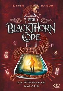 Der Blackthorn-Code – Die schwarze Gefahr Kevin Sands