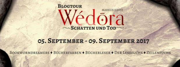 Wedora Schatten und Tod Banner